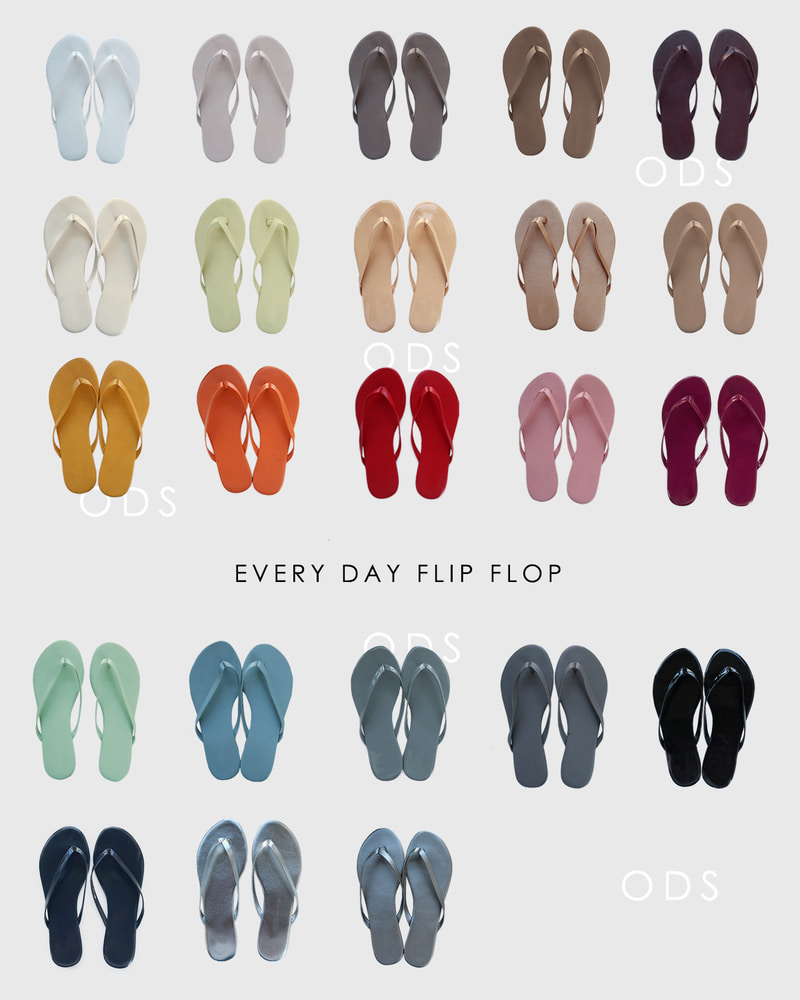 everyday flipflap (shoes)